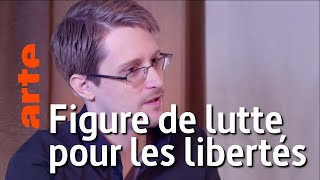 Meeting Snowden | ARTE