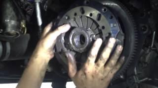 Desmontagem embreagem Marea turbo