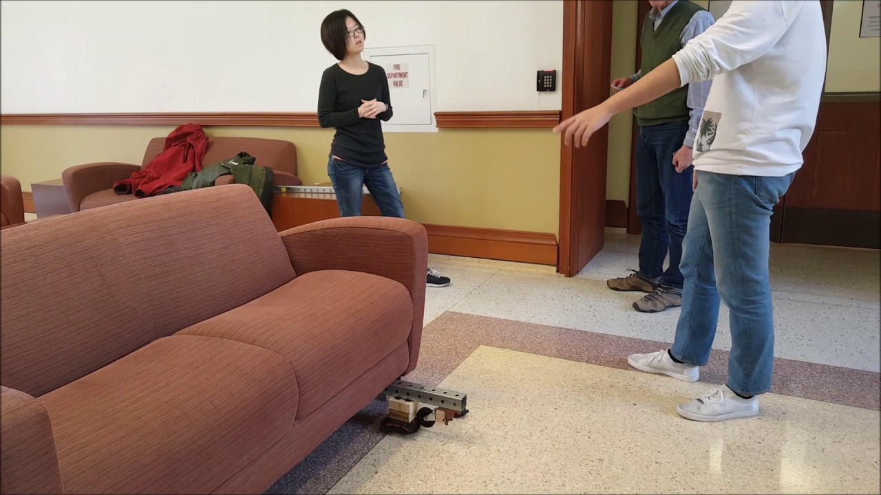 G Compact Furniture Dolly Youtube