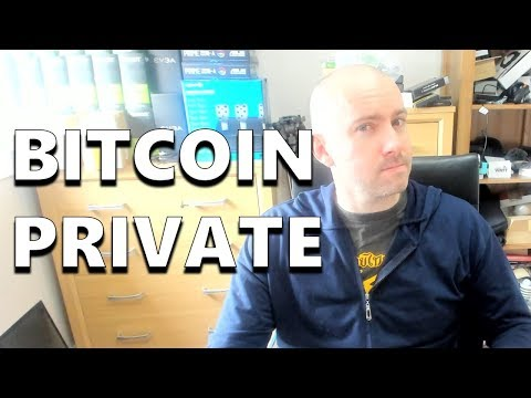 I Was Right About Bitcoin Private