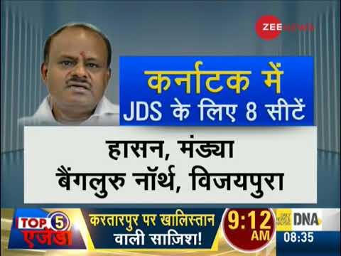 Congress second list for Lok Sabha Polls