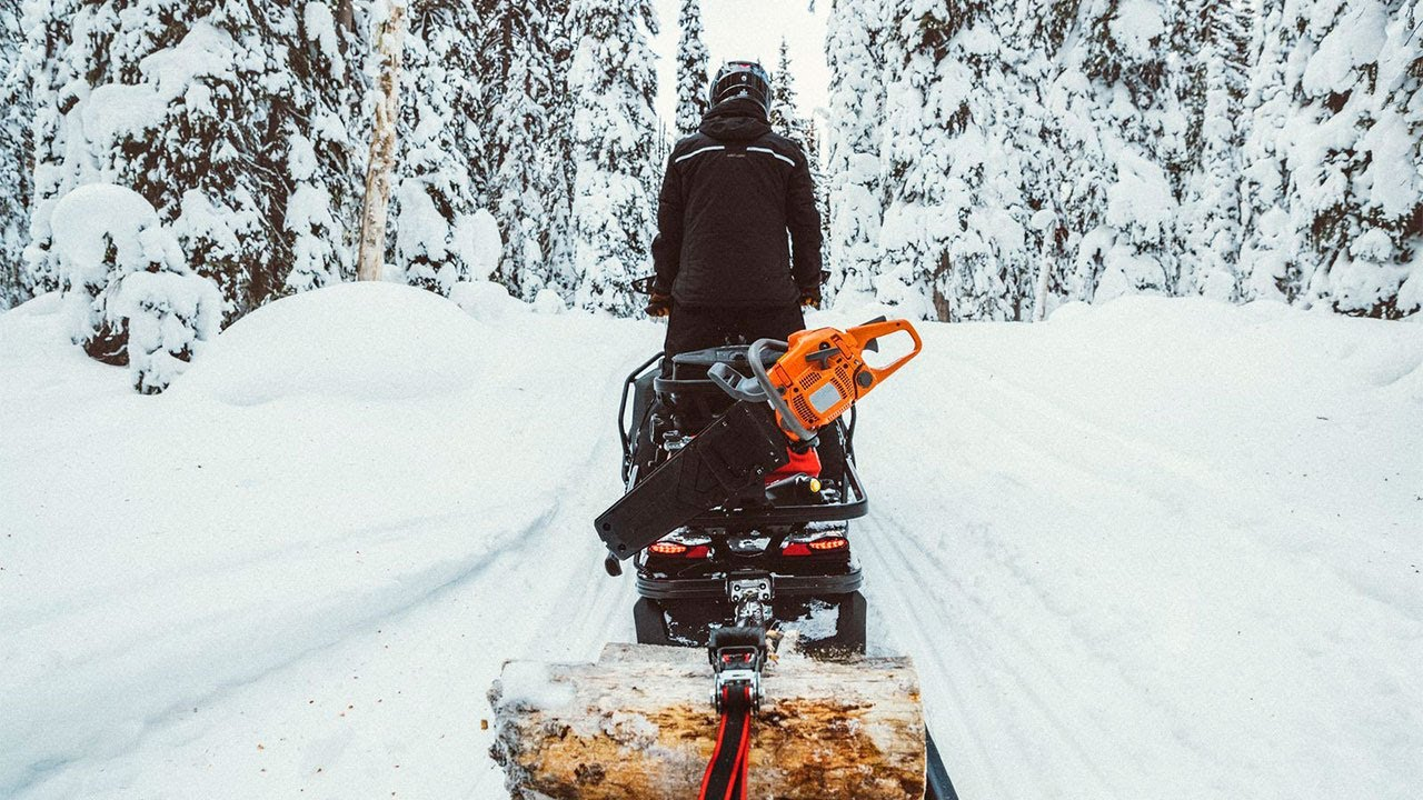 Les Motoneiges Ski-doo Expedition 2020