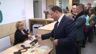 Глава Владивостока провел открытый урок для молодежи