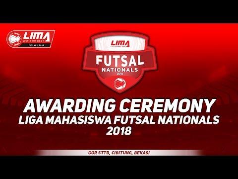 AWARDING LIMA FUTSAL NATIONALS 2018
