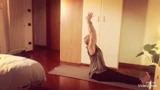 Yoga tutorial - Saluto alla Luna - (Versione completa)