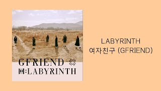 [Virtual Drumming Drum Cover] Labyrinth - 여자친구 (GFRIEND)