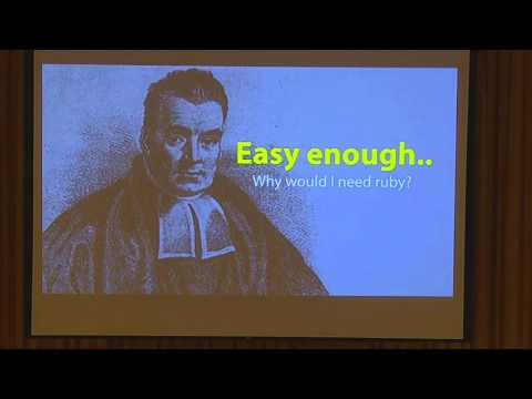 RubyConf Taiwan 2015-Day1 R0 02 Assaf Gelber:Beating Poker With The Help Of Ruby
