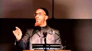 Sheikh Khalid Yasin -who is terrorist Muslims jews Christianity?
