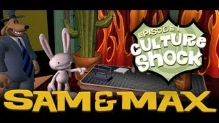 Sam and Max: Season 1, Culture Shock Part 4. Psychoanalysis Me