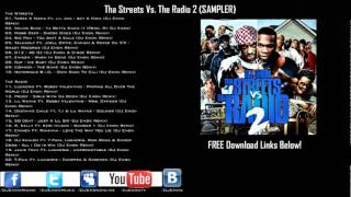 DJ Emon - Tha Streets Vs. The Radio Vol. 2 (Sampler) [OUT NOW/FREE DOWNLOAD]