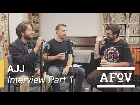 Andrew Jackson Jihad (Sean Bonnette) Interview with A Fistful of Vinyl on KXLU [Part 1]