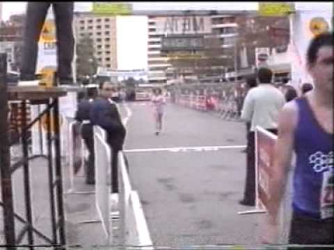 Benidorm Half and Marathon 1988 part 1 by Steve Green