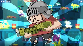 NOVO BATTLE ROYALE 2D - Bullet League