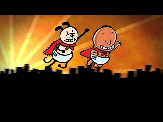 Dav Pilkey - Captain Underpants SUPER DIAPER BABY 2