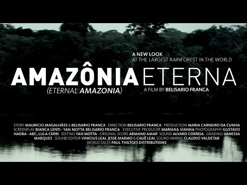 Trailer do filme Amazônia