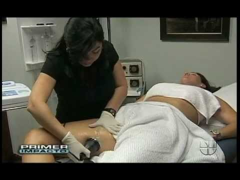 Ultra Cavitation Lipo Without Surgery Youtube