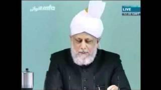 Comment se rapprocher de Dieu et acquérir la Taqwa - sermon du 28 10 2011