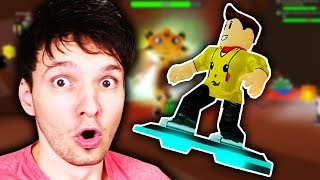 IT TOOK 1 HOUR TO GET THE HOVERBOARD !! (Roblox)