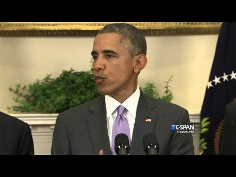 President Obama on Authorization for Use of Military Force against ISIS (C-SPAN)