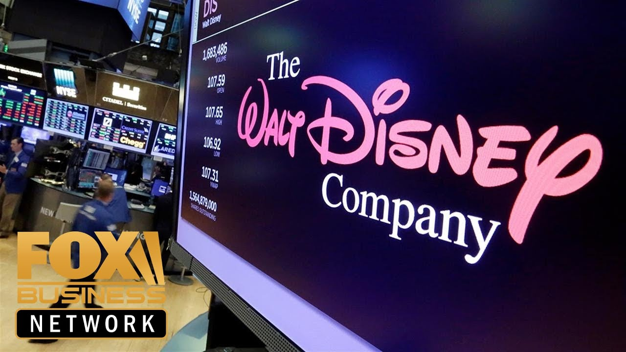 FOX Business Disney shares fall after Q3 earnings miss