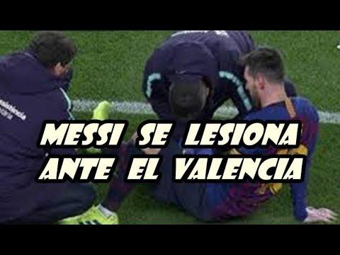 El Barcelona sufri para rescatar el empate ante Valencia