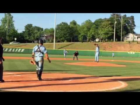 Alex Viera RHP baseball prospect