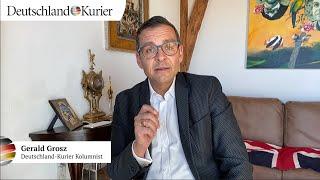 Merkel beerdigt die Grundrechte! | Gerald Grosz