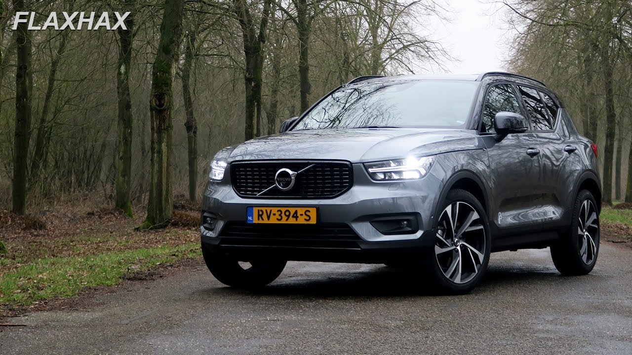 2018 volvo xc40 t5 awd r design full review the best volvo yet youtube. Black Bedroom Furniture Sets. Home Design Ideas