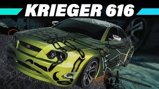 BURNOUT PARADISE Remastered Let's Play Deutsch #9 – Krieger 616 + Arachno Sport | 4K Gameplay German