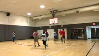 Park Plaza Basketball Church League 2/22/16
