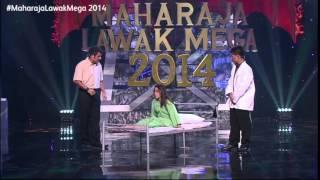 Maharaja Lawak Mega 2014 - Minggu 1 (Sayot)