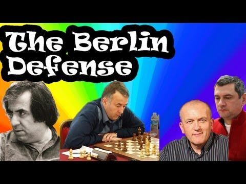 Chess Openings: Ruy Lopez - Berlin Defense