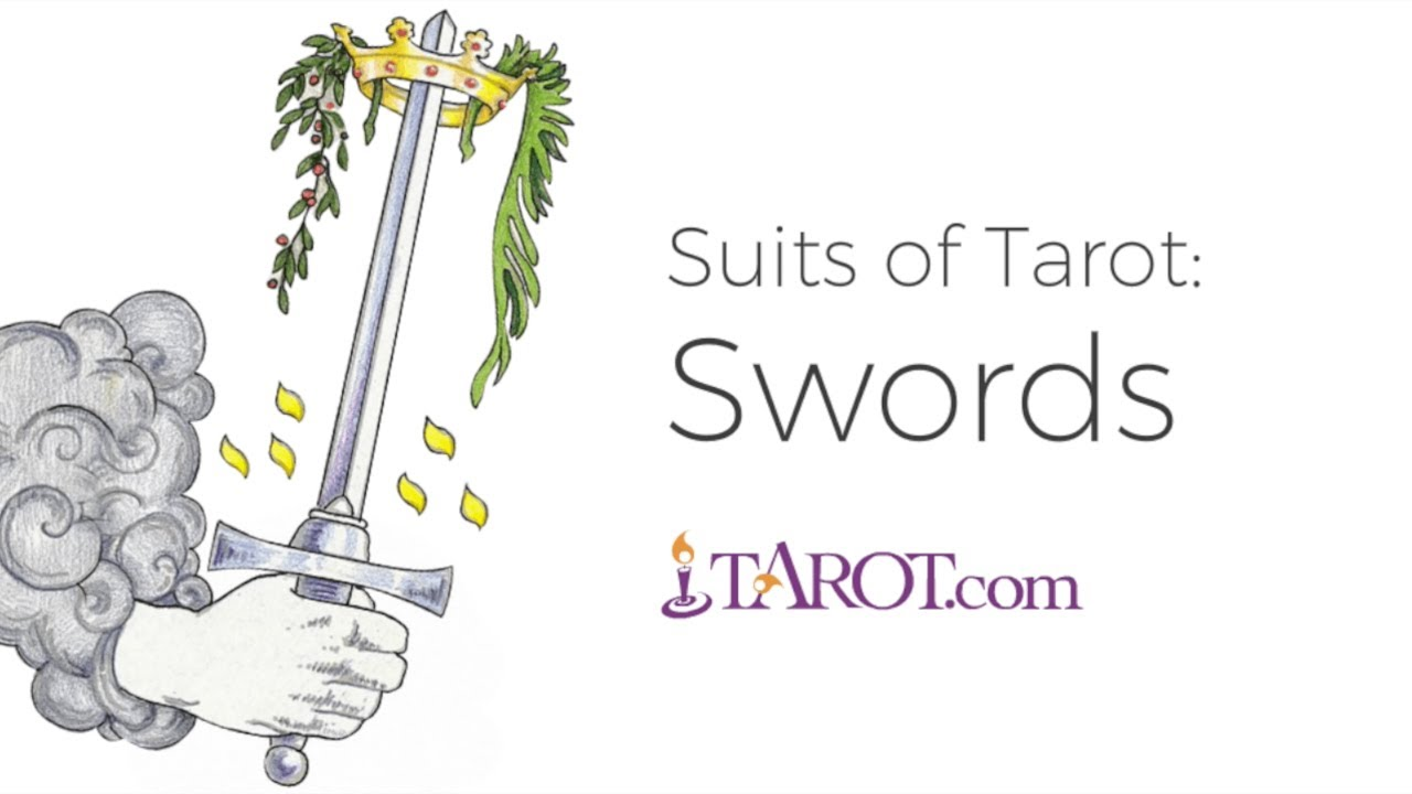 Tarot Suits: The Swords Cards