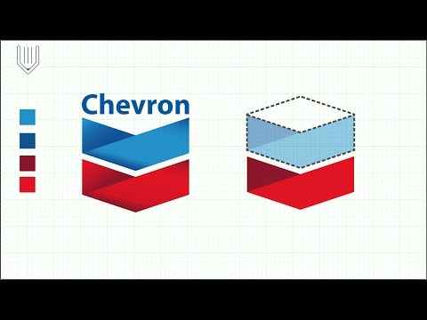 Why simple logos are so succesfull? History, anatomy and design of the Chevron logo