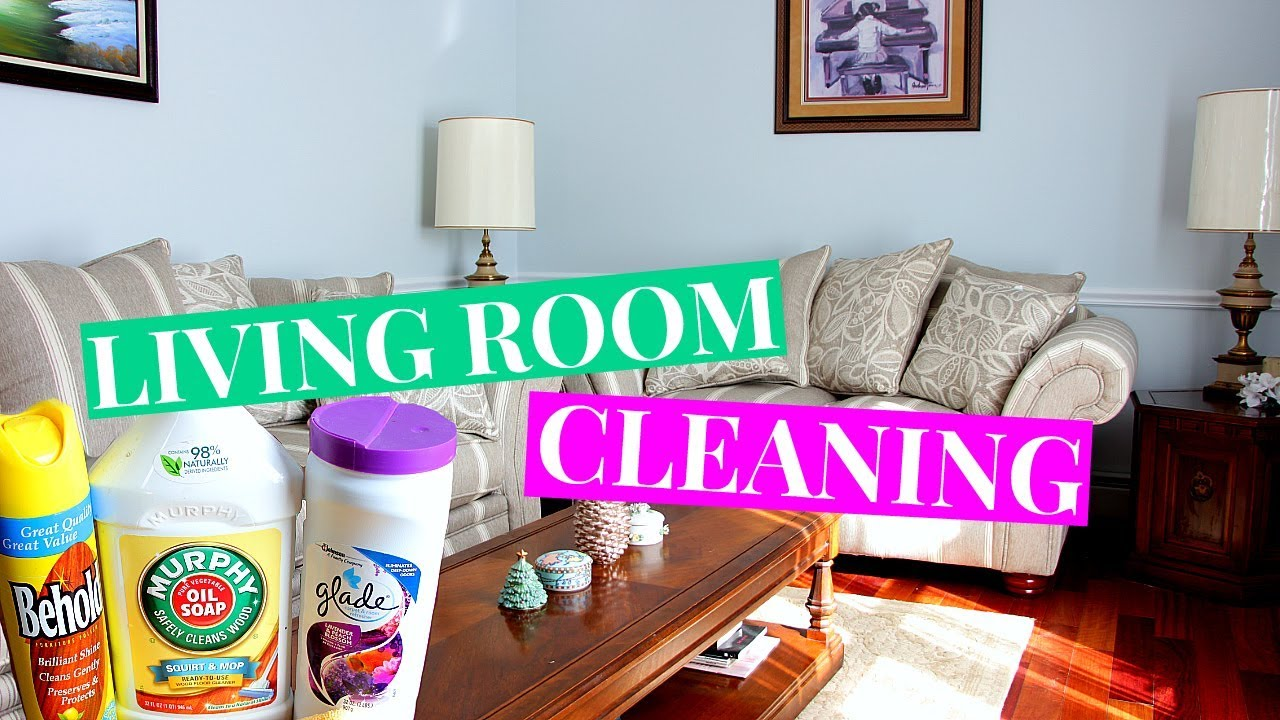Cleaning Living Room Painting clean with me living room | cleaning tips & motivation | nia