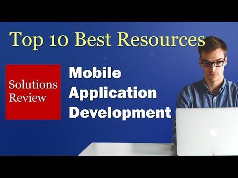 The Top 10 Best Resources: Mobile App Development