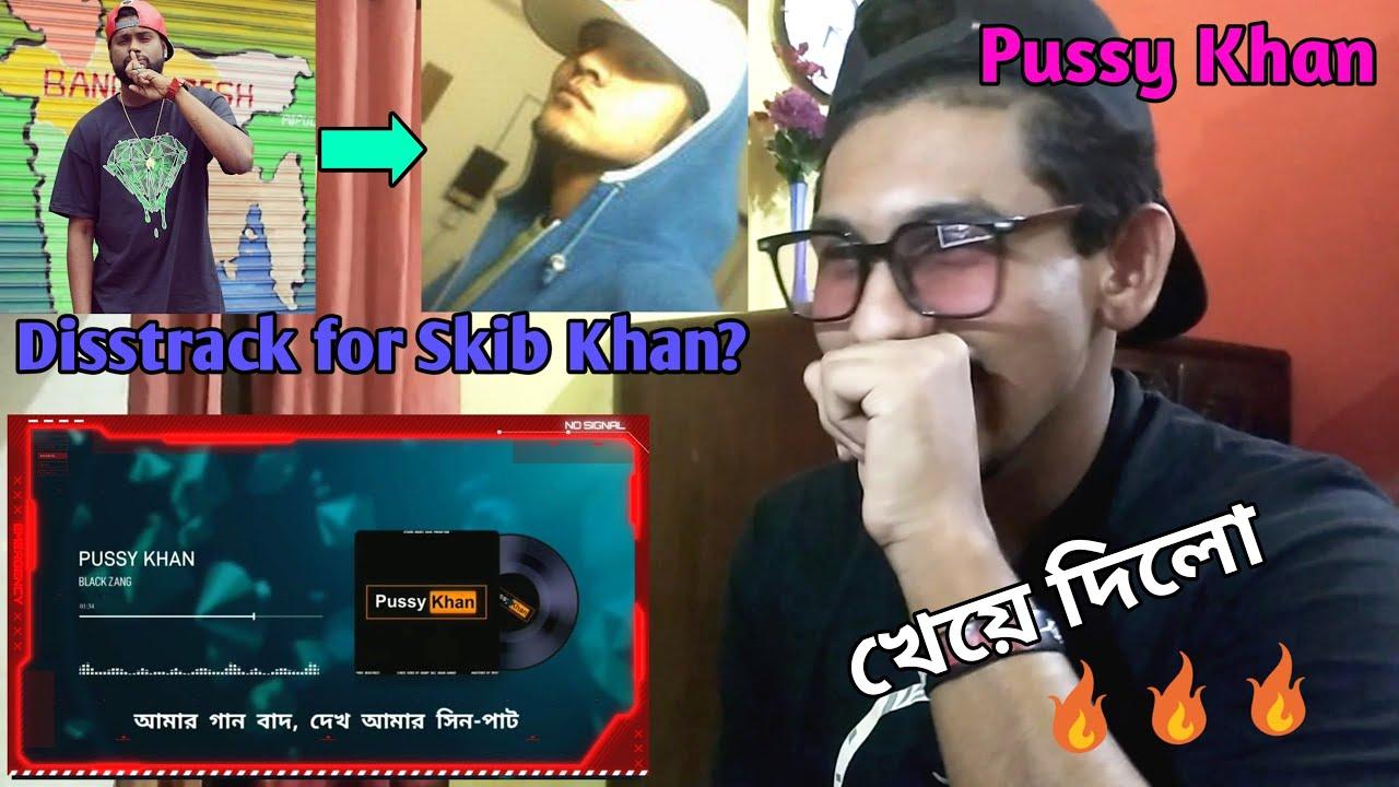 Download Black Zang DISSTRACK|| *ussy Khan by king BZ prod by BEASTBUZZ||REACTION