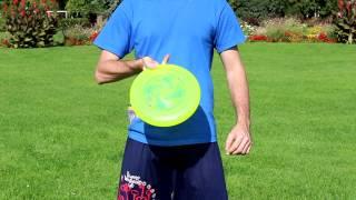 Reflexshop Freestyle Frisbee Oktató Videó - A Frizbi fogása