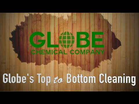 Globe's Top to Bottom Cleaning