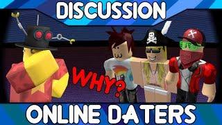 Was ist der Deal mit Online-Daters? [ROBLOX Diskussion]