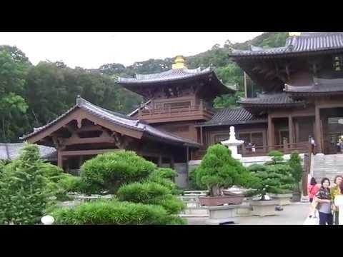 Hong Kong's Chi Lin Nunnery Buddhist Temple