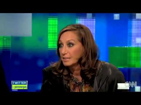 Donna Karan and the Presidents of Rwanda and Haiti Discuss Urban Zen on Piers Morgan Tonight