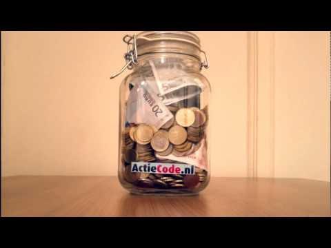 Geldpot prijsvraag | Actiecode.nl