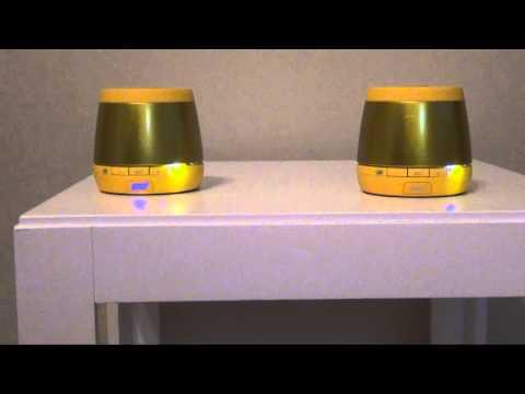 HMDX Jam Plus Portable Bluetooth Speaker