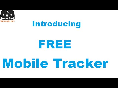 Free Mobile Cell Phone Tracker - No Subscription - No Restriction