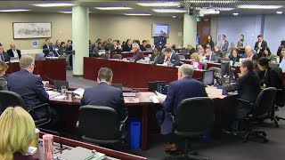 Toronto budget moves closer to gaining approval