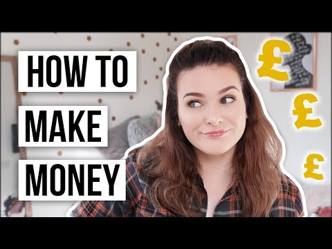 How To Make MONEY as a Graphic Designer | Online Business