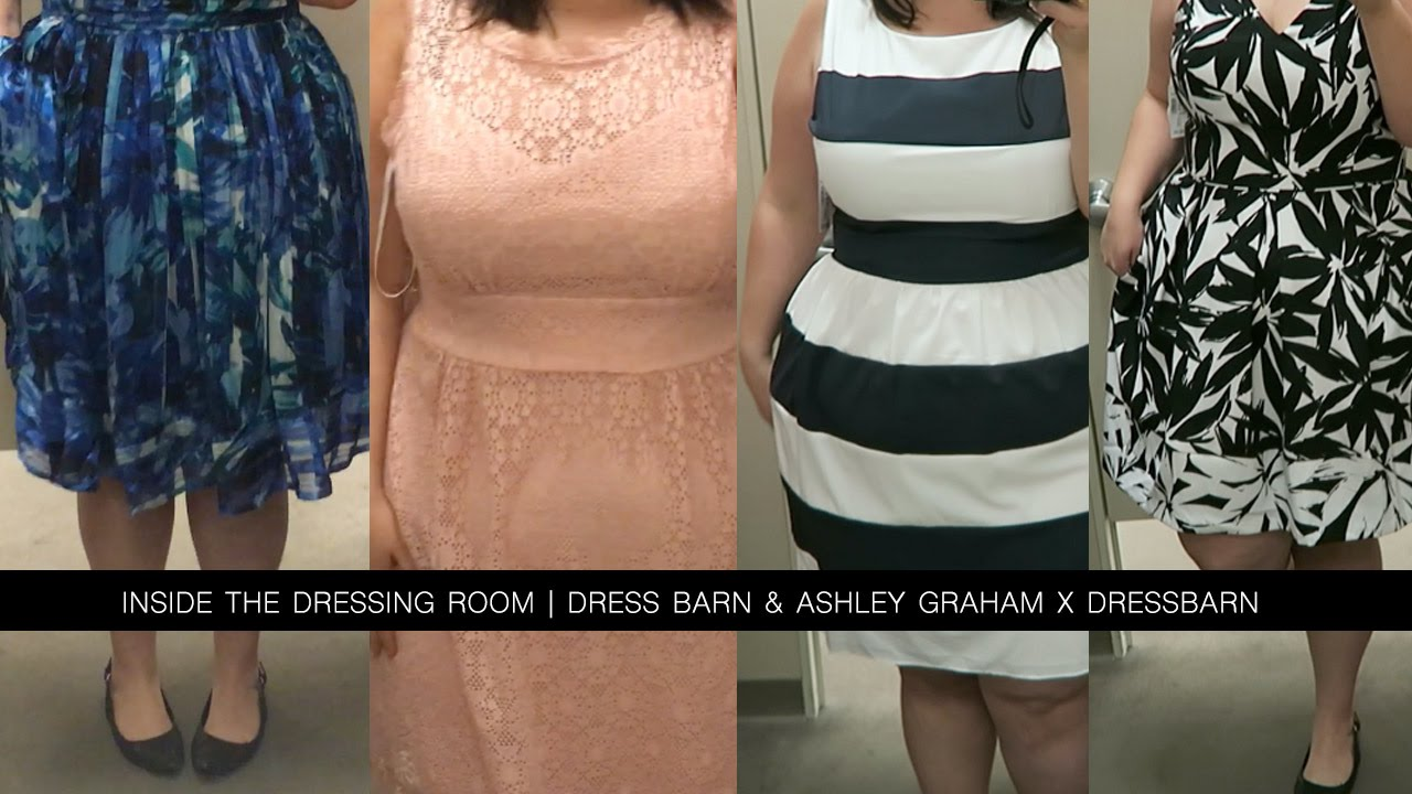 Inside The Dressing Room   DRESSBARN   Plus Size Fashion   YouTube