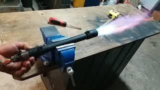 Forge Burner Setup Tutorial [New Burner Design - MORE POWER]