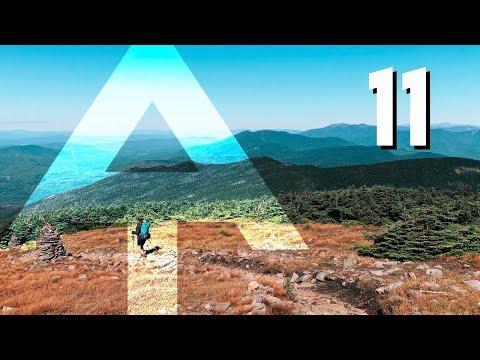 Ep. 11 - Rutland, VT To Lincoln, NH Over Mt. Moosilauke! - AT Thru Hike 2019